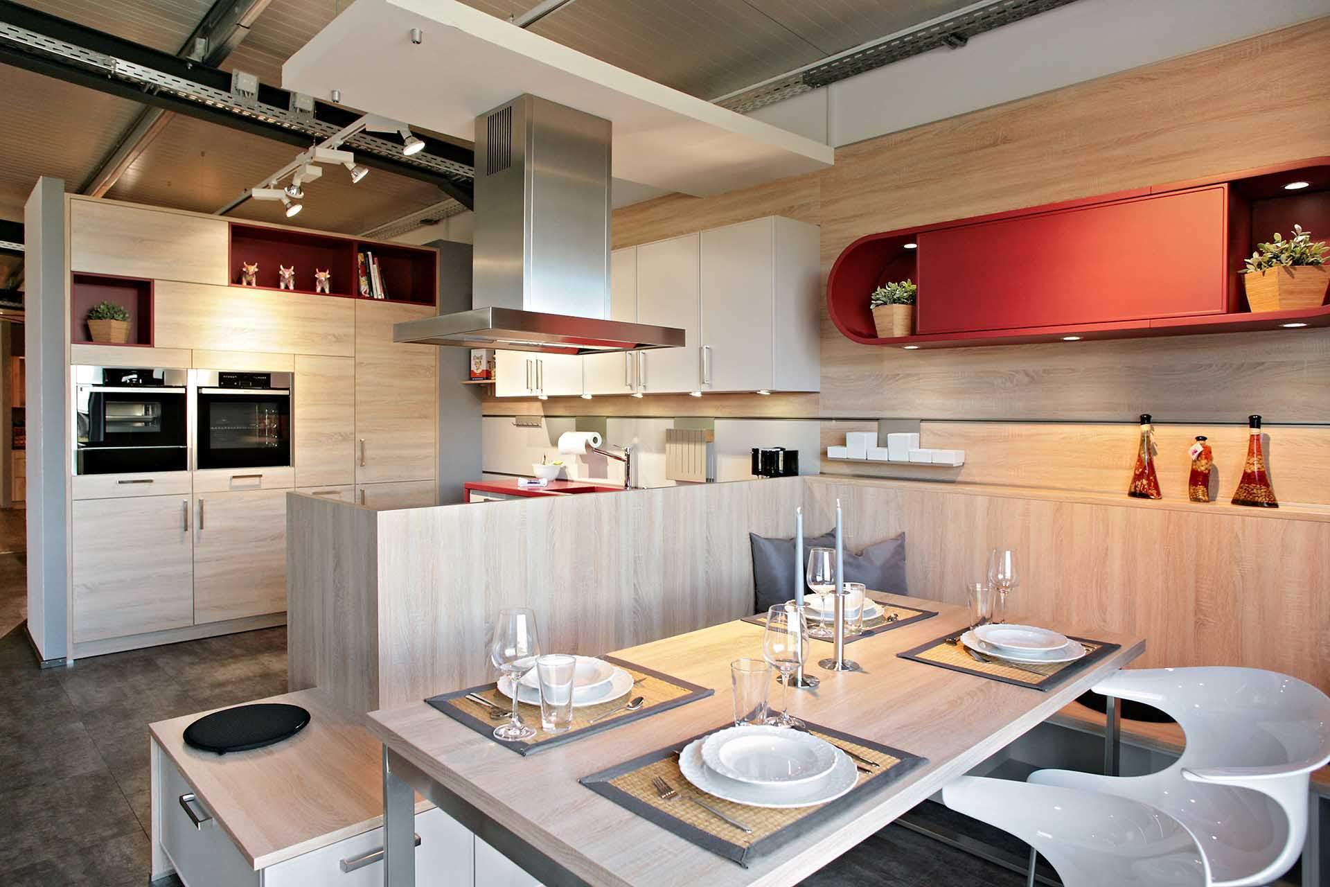 Unsere Küchenausstellung - Küchenstudio müller & bauer GmbH