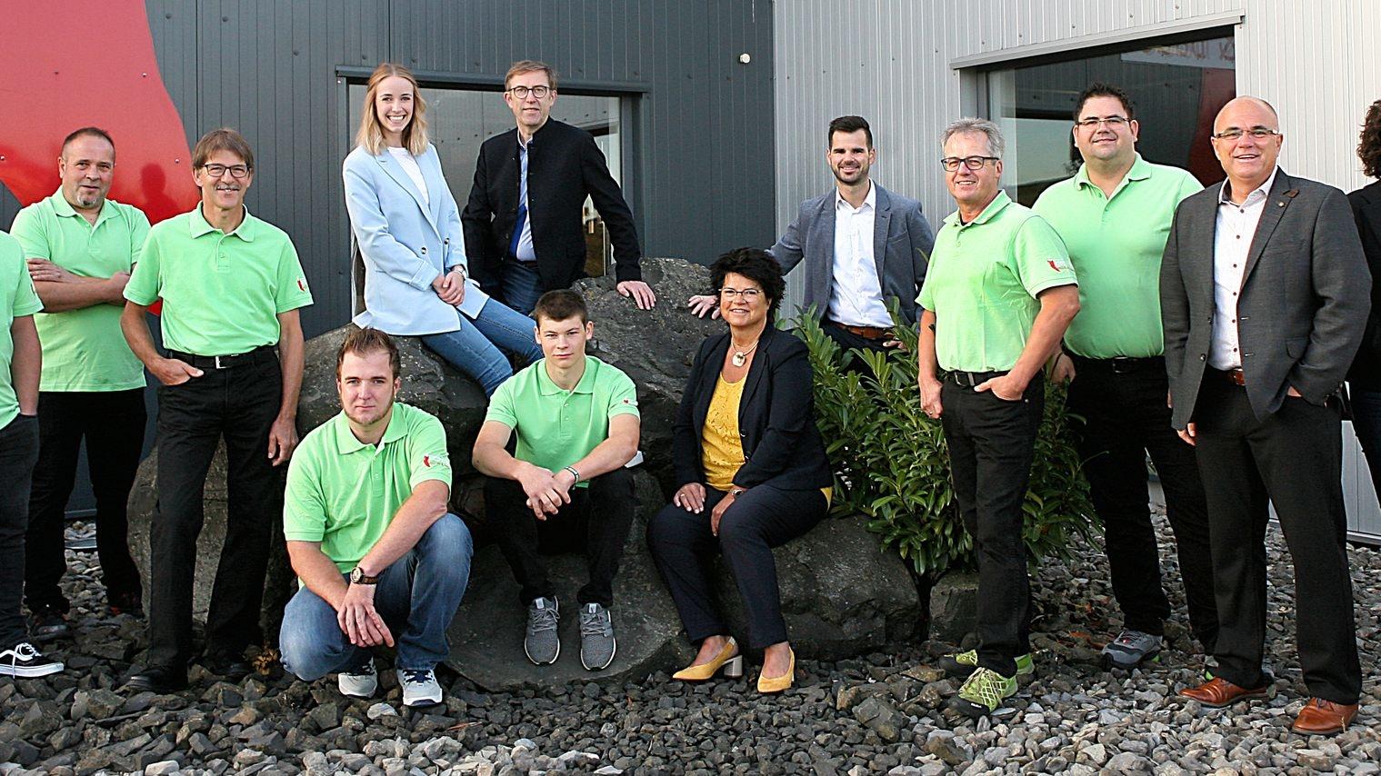 Teamfoto Küchenstudio Müller Bauer